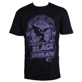 t-shirt metal men's Black Sabbath - Lord Of This World - ROCK OFF, ROCK OFF, Black Sabbath