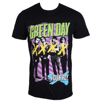 t-shirt metal men's Green Day - Hypno 4 - ROCK OFF, ROCK OFF, Green Day
