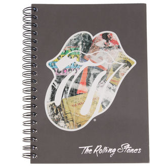writing notepad B5 Rolling Stones, Rolling Stones