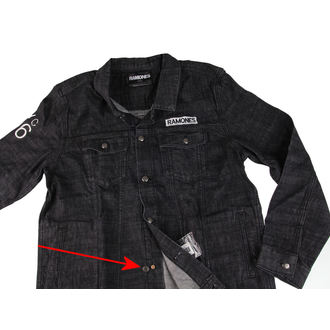 spring/fall jacket Ramones - Seal - BRAVADO - N663