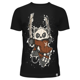 t-shirt women's - ATTACK ON PANDA - KILLER PANDA, KILLER PANDA