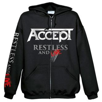 hoodie men's Accept - Restless and live - NUCLEAR BLAST, NUCLEAR BLAST, Accept
