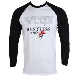 t-shirt metal men's Accept - Restless and live - NUCLEAR BLAST, NUCLEAR BLAST, Accept