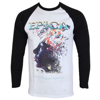 Metal T-Shirt men's Epica - The holographic principle - NUCLEAR BLAST - 2516_LS