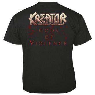 t-shirt metal men's Kreator - Unleashed - NUCLEAR BLAST, NUCLEAR BLAST, Kreator