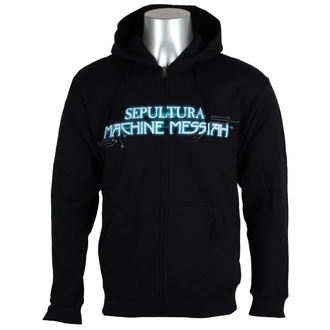 hoodie men's Sepultura - Machine messiah - NUCLEAR BLAST, NUCLEAR BLAST, Sepultura