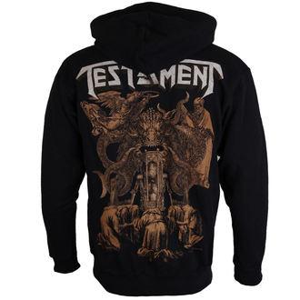 hoodie men's Testament - Demonarchy - NUCLEAR BLAST, NUCLEAR BLAST, Testament