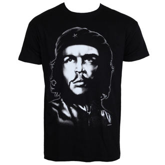 t-shirt men's Che Guevara - Black - HYBRIS, HYBRIS, Che Guevara