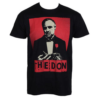 film t-shirt men's The Godfather - The Don - HYBRIS - PM-1-TGF014-H39-2-BK