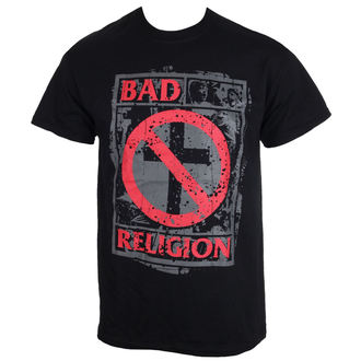 t-shirt metal men's Bad Religion - Unrest - KINGS ROAD, KINGS ROAD, Bad Religion