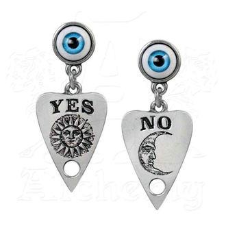 earring ALCHEMY GOTHIC - Ouija Planchette, ALCHEMY GOTHIC