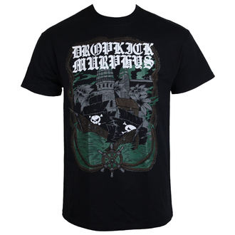 t-shirt metal men's Dropkick Murphys - Armada - KINGS ROAD, KINGS ROAD, Dropkick Murphys