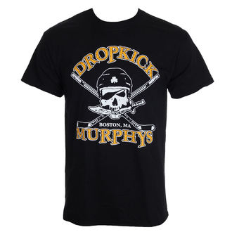 t-shirt metal men's Dropkick Murphys - Hockey Skull - KINGS ROAD, KINGS ROAD, Dropkick Murphys