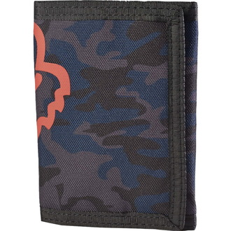 wallet FOX - Verve Velcro - Navy, FOX