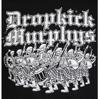 t-shirt metal men's Dropkick Murphys - Marching - KINGS ROAD, KINGS ROAD, Dropkick Murphys