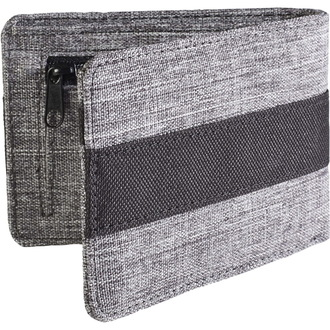 wallet FOX - Sturgis Bifold - HeatherGrey, FOX