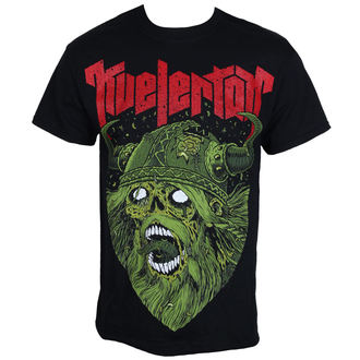 t-shirt metal men's Kvelertak - Zombie Viking Green - KINGS ROAD, KINGS ROAD, Kvelertak