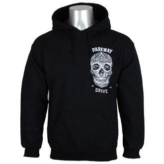hoodie men's Parkway Drive - Skull - KINGS ROAD - 20090798
