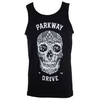 Top men's Parkway Drive - Skull - KINGS ROAD, KINGS ROAD, Parkway Drive