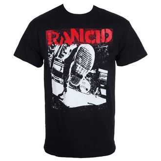 t-shirt metal men's Rancid - Boot - KINGS ROAD - 20065400