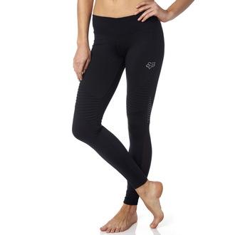 pants women (leggings) FOX - Moto - Black, FOX