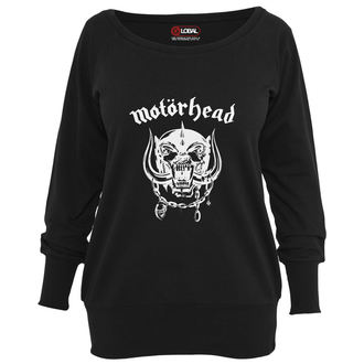 sweatshirt (no hood) women's Motörhead - Everything Louder - NNM - MC006