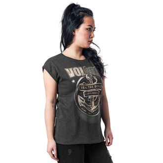 t-shirt metal women's Volbeat - Seal The Deal -, Volbeat