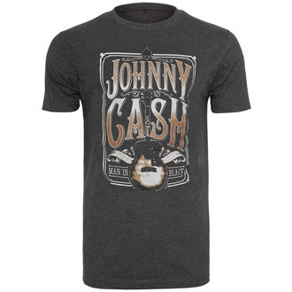t-shirt metal men's Johnny Cash - Man In Black -, Johnny Cash