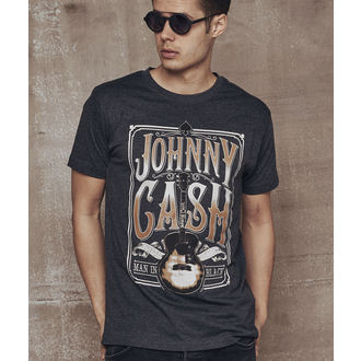t-shirt metal men's Johnny Cash - Man In Black - NNM, NNM, Johnny Cash