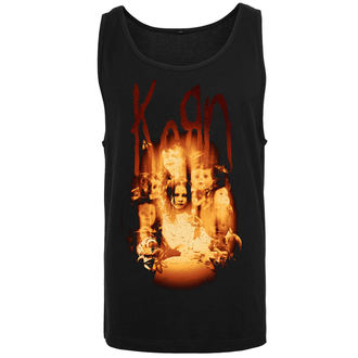 Top men Korn - Face in the Fire - MC049