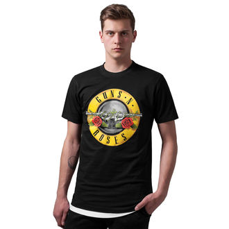 t-shirt metal men's Guns N' Roses - Logo -, Guns N' Roses