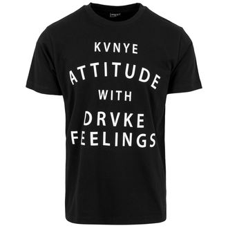 T-shirt men's Attitude and Feelings, URBAN CLASSICS