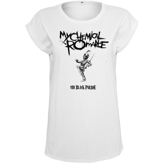 t-shirt metal women's My Chemical Romance - Black Parade Cover -, My Chemical Romance