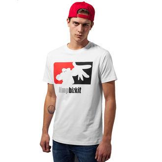 t-shirt metal men's Limp Bizkit - Big Logo -, Limp Bizkit