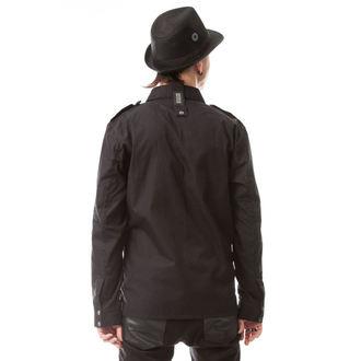 shirt men Vixxsin - TORN - BLACK - POI352