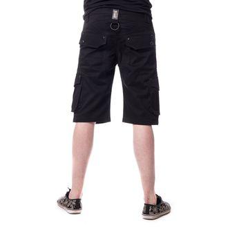 shorts men Vixxsin - ALERON - BLACK - POI353