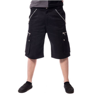 shorts men Vixxsin - FREY - BLACK - POI346