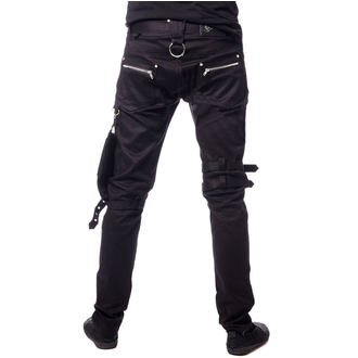 pants men Vixxsin - JAEL - BLACK, VIXXSIN