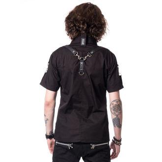 shirt men Vixxsin - RUNE - BLACK, VIXXSIN
