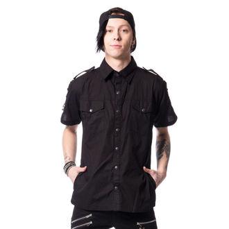 shirt men Vixxsin - THORIN - BLACK, VIXXSIN