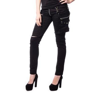 pants women Vixxsin - SCARLETT - BLACK - POI348
