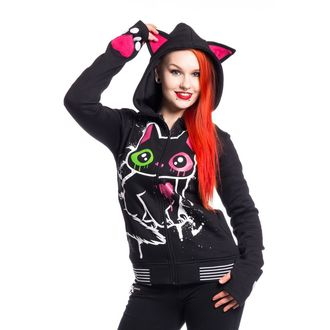 hoodie women's - KITTY MASE - CUPCAKE CULT - POI342