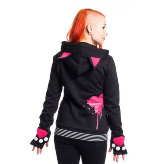 hoodie women's - KITTY MASE - CUPCAKE CULT, CUPCAKE CULT