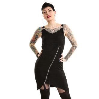 Dress women's HEARTLESS - EVENTIDE - BLACK, HEARTLESS