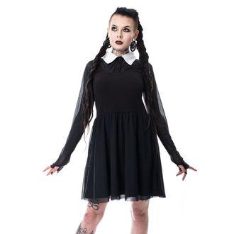 Dress women's Heartless - WEDNESDAY - BLACK, HEARTLESS