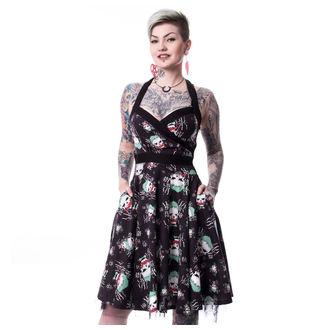 Dress women's SUICIDE SQUAD - JOKER HAHA - BLACK, NNM