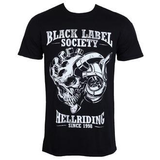 t-shirt metal men's Black Label Society - HELL RIDING - PLASTIC HEAD, PLASTIC HEAD, Black Label Society