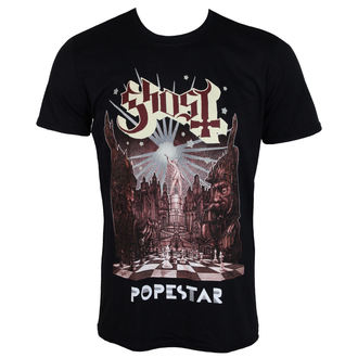 t-shirt metal men's Ghost - POPESTAR - PLASTIC HEAD, PLASTIC HEAD, Ghost