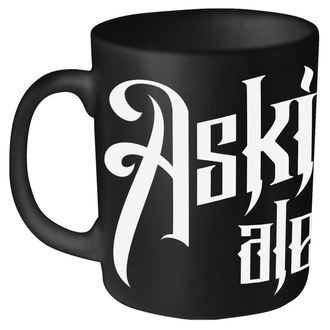 Cup ASKING ALEXANDRIA - SPADE SKULL - PLASTIC HEAD, PLASTIC HEAD, Asking Alexandria