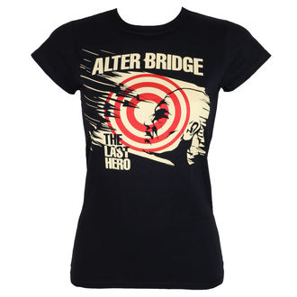 t-shirt metal women's Alter Bridge - THE LAST HERO - PLASTIC HEAD, PLASTIC HEAD, Alter Bridge